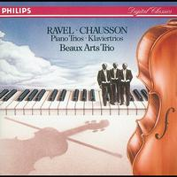 Beaux Arts Trio - Ravel: Piano Trio in A minor/Chausson: Piano Trio in G minor