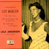 "Lale Andersen - Vintage Vocal Jazz / Swing Nº27 - EPs Collectors ""Lily Marlen, The First Recording"""