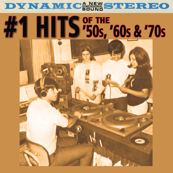 Various Artists - #1 Hits Of The '50s, '60s & '70s