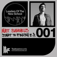 Matt Samuels - Start To Finish EP