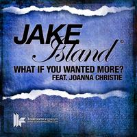 Jake Island - What If You Wanted More?
