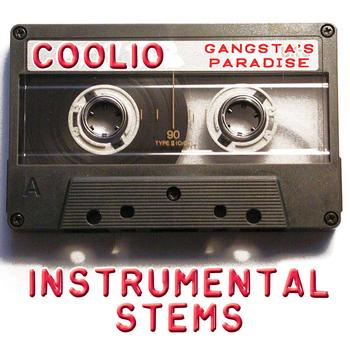 Coolio - Gangsta's Paradise (Re-Recorded/Re-Mastered Version) (Instrumental Stems)