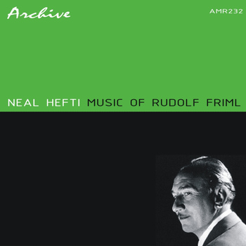 Neal Hefti - Music of Rudolf Friml