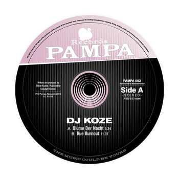 DJ Koze - Rue Burnout