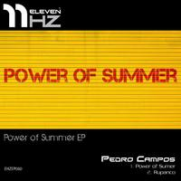 Pedro Campos - Power of Summer - EP