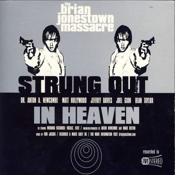 The Brian Jonestown Massacre - Strung Out In Heaven