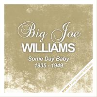 Big Joe Williams - Some Day Baby