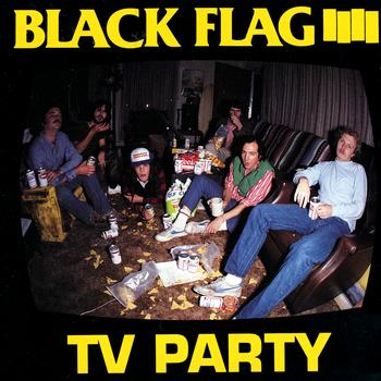 Black Flag - TV Party