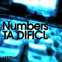 Numbers - Ta Dificl EP