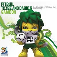 Pitbull, TKZee and Dario G - Game On