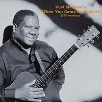 Vusi Mahlasela - When You Come Back 2010