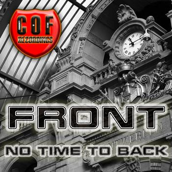 FRONT - No Time To Back