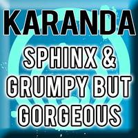 Karanda - Sphinx & Grumpy But Gorgeous