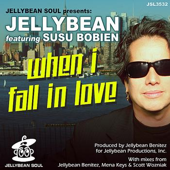 Jellybean featuring Susu Bobien - When I Fall In Love