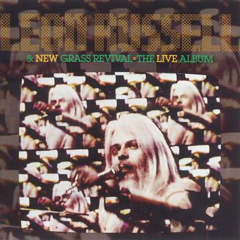 Leon Russell & New Grass Revival - The Live Album