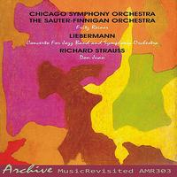 Chicago Symphony Orchestra - Concerto for Jazz Band and Orchestra / Don Juan