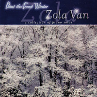 Zola Van - Paint the Forest Winter
