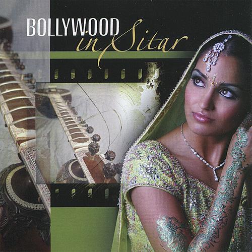 Global Sitar Ensemble MP3 Album Bollywood in Sitar