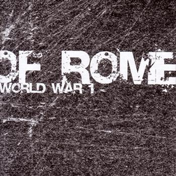 Tower of Rome - World War I