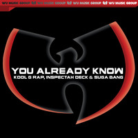 The RZA - You Already Know - Single