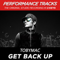 tobyMac - Get Back Up (Performance Tracks) - EP