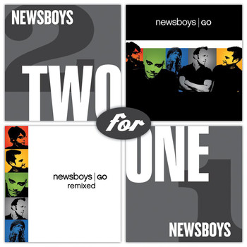 Newsboys - 2 For 1 - Go/Go Remixed