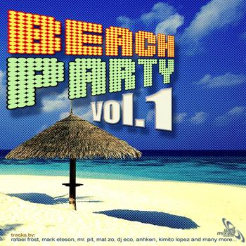 Various Artists - Beach Party Vol.1