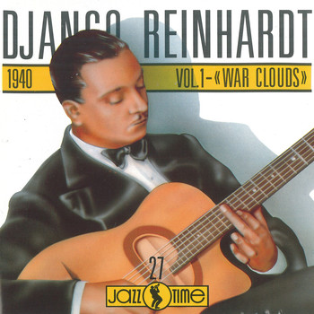 Django Reinhardt - War Clouds 1940