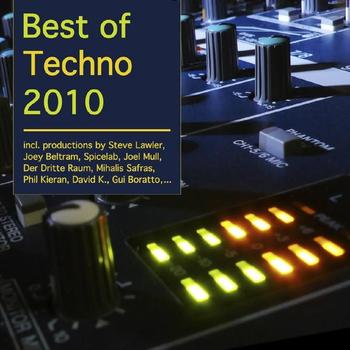 Various Artists - Best Of Techno 2010