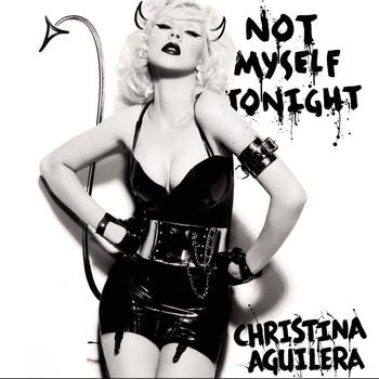 Christina Aguilera - Not Myself Tonight (Gareth Wyn Remix)