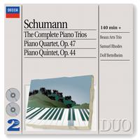 Beaux Arts Trio - Schumann: The Complete Piano Trios/Piano Quartet/Piano Quintet
