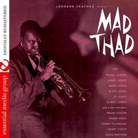 Thad Jones - Mad Thad (Digitally Remastered) - EP