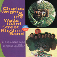 Charles Wright & The Watts 103rd Street Rhythm Band - In The Jungle, Babe/Express Yourself