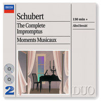 Alfred Brendel - Schubert: The Complete Impromptus/Moments Musicaux