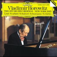 Vladimir Horowitz - Vladimir Horowitz - The Studio Recordings