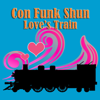 Con Funk Shun - Love's Train (Re-Recorded / Remastered)