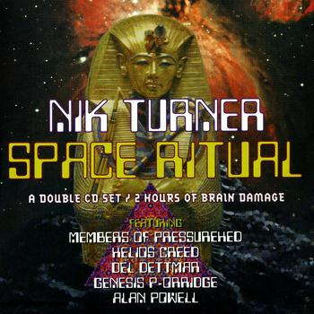 Nik Turner - Space Ritual - Live 1994