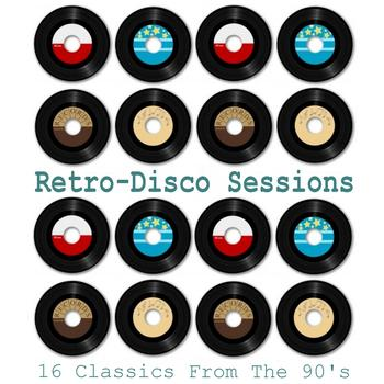 Various Artists - Retro Disco Sessions
