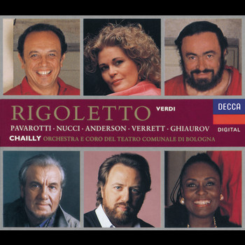 June Anderson - Verdi: Rigoletto