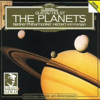 Berliner Philharmoniker / Herbert von Karajan - Holst: The Planets
