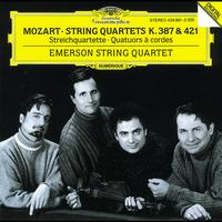 Emerson String Quartet - Mozart: String Quartets K.387 & 421