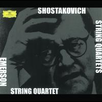 Emerson String Quartet - Shostakovich: The String Quartets (5 CD's)