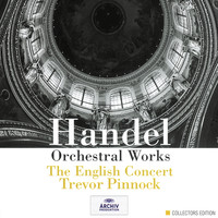 The English Concert / Trevor Pinnock - Handel: Orchestral Works (6 CDs)