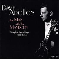 Dave Apollon - The Man With The Mandolin