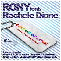 Rony feat. Rachele Dione - Colour Of Love (Sunshineheartbeat)
