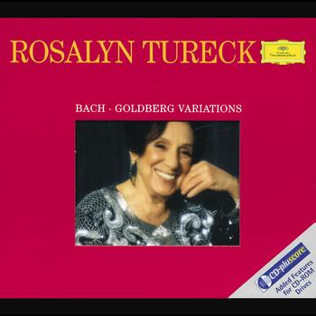 Rosalyn Tureck - Bach, J.S.: Goldberg Variations