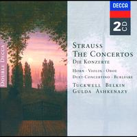 Various Artists - Strauss, R./Strauss, F.: The Concertos