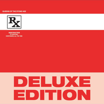 Queens Of The Stone Age - Rated R - Deluxe Edition