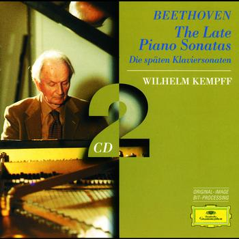 Wilhelm Kempff - Beethoven: The Late Piano Sonatas