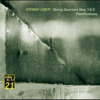 Hagen Quartett - Ligeti: String Quartets / Ramifications etc